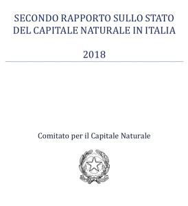 2 rapporto sul capitale naturale